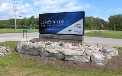 Lake Simcoe Regional Airport welcomes newest co-owner