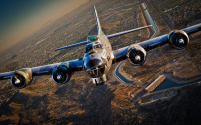 B-17 Bomber Flying Fortress Exhibition  Coming to Simcoe County, Ontario, August 22