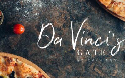 Da Vinci's Gate Takes Off!